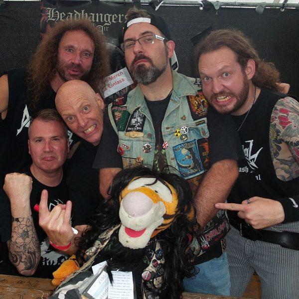 Headbangers Open Air, 26.-28.07.2018, Brande Hörnerkirchen – Fans