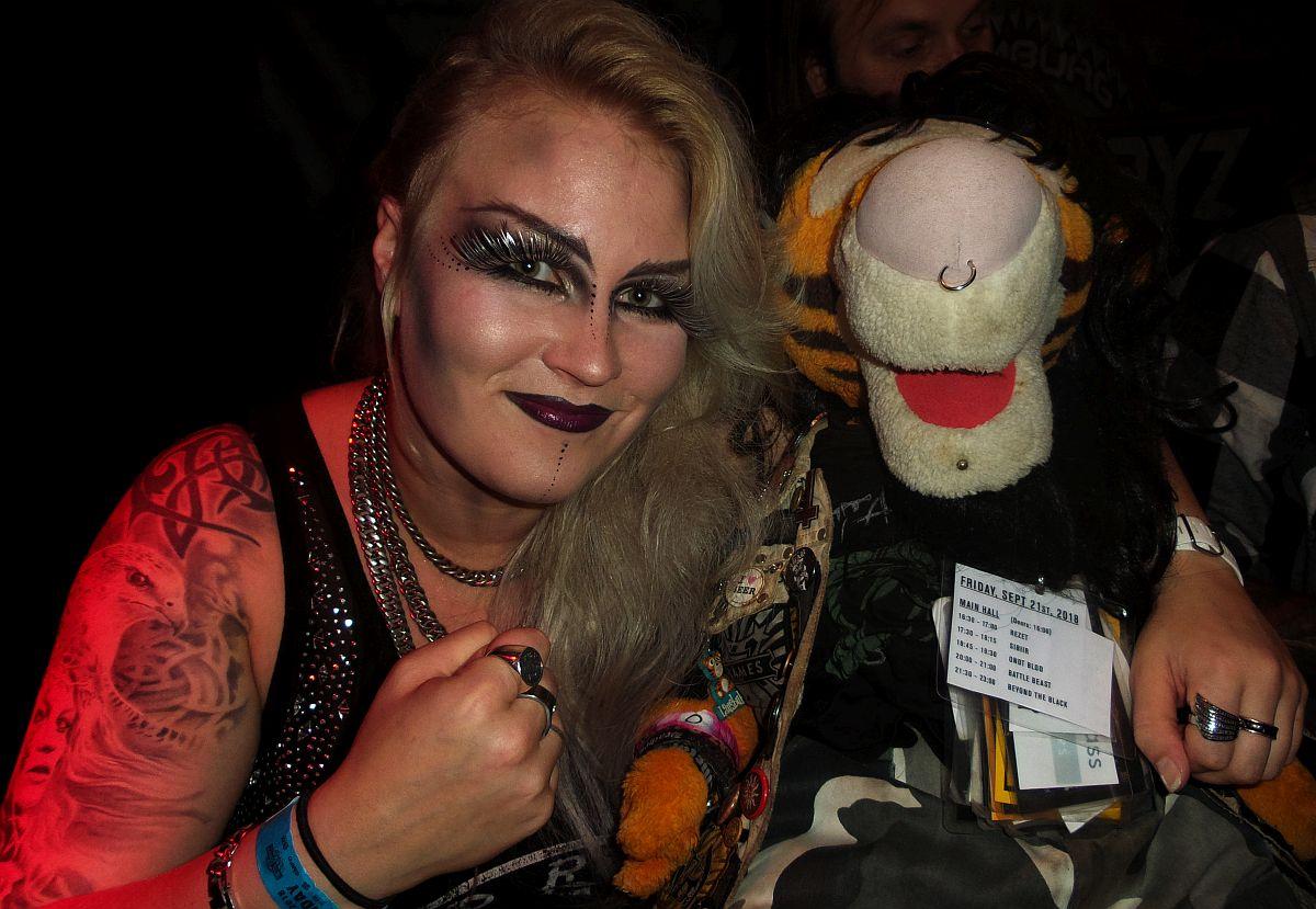 Hamburg Metal Dayz 2018 – Fans