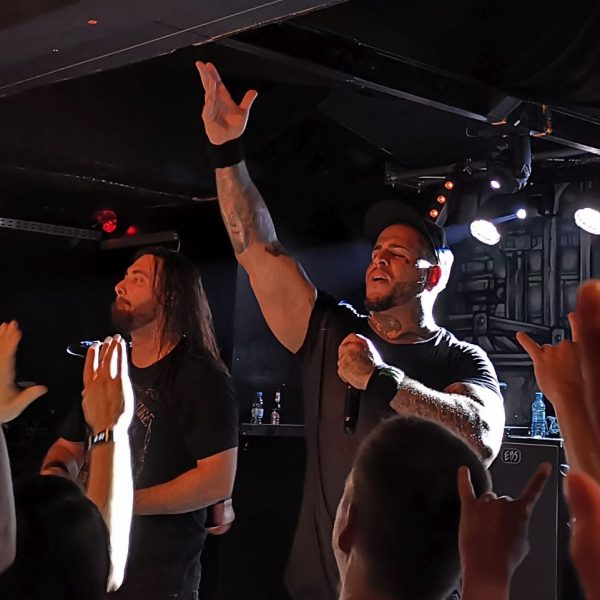 Bad Wolves, 10.06.2019, Headcrash Hamburg