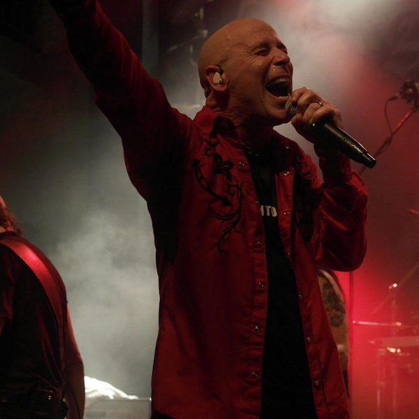 Armored Saint + Metal Church, 19.07.2019, Grünspan HH